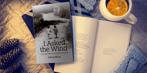 Book Launch Party! I Asked the Wind: A Collection of Romantic Poetry
