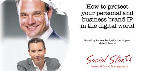 How to protect your personal and business brand IP in the digital world  tickets