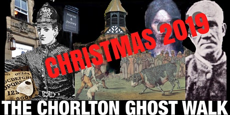 "The Chorlton Ghost Walk ""Chorlton Chiller"" Christmas 2019 tickets"