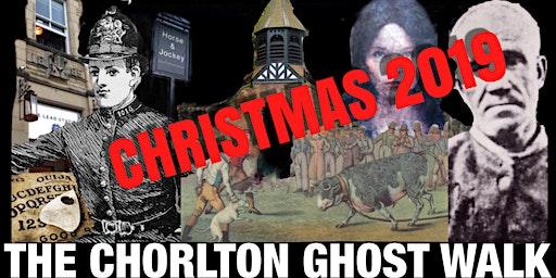 "The Chorlton Ghost Walk ""Chorlton Chiller"" Christmas 2019"