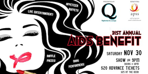 31st Annual Aids Benefit