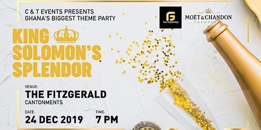 King Solomon's Splendor Ghana's Biggest Theme Party