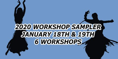 2020 Workshop Sampler Weekend - New Ideas for Your Toolbox tickets