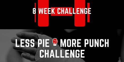 Less Pie + More Punch Challenge