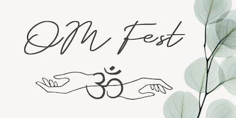 OM Fest - Festival consciente entradas