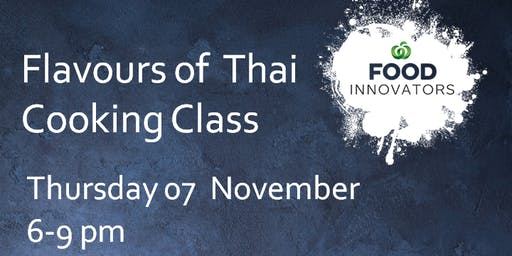 Flavours of Thai Cooking Class