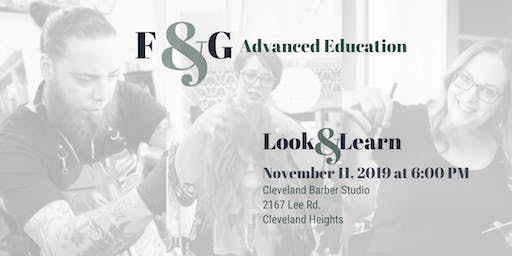Look and Learn with F&G Advanced Education