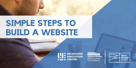 Simple Steps to Build a Website - Yarra Ranges tickets