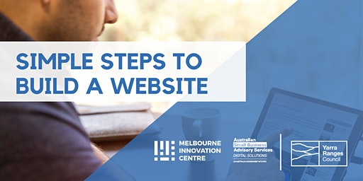 Simple Steps to Build a Website - Yarra Ranges