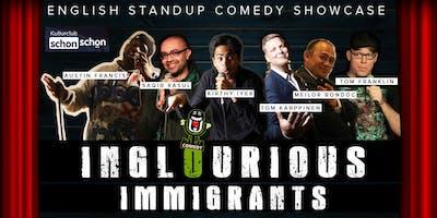 Inglourious Immigrants - English Comedy Showcase