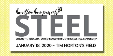 Hamilton HIVE Presents the STEEL Conference tickets
