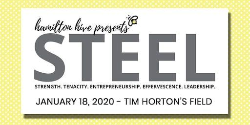 Hamilton HIVE Presents the STEEL Conference