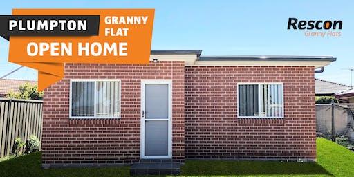 Plumpton Granny Flat Open Home