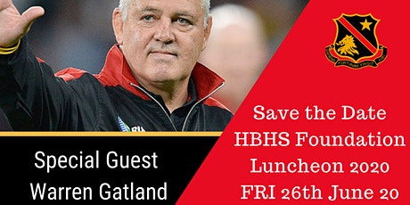 HBHS Foundation Luncheon 2020 tickets