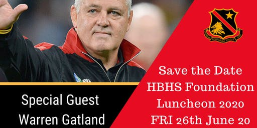 HBHS Foundation Luncheon 2020
