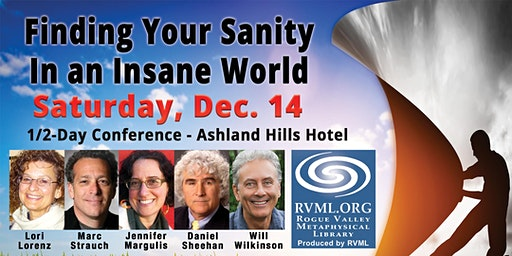 Finding Your Sanity in an Insane World: 1/2-Day ANP Conference