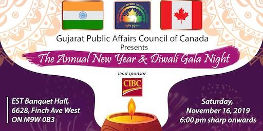 GPAC New Year & Diwali Gala Event