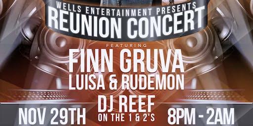 Wells Entertainment Reunion Concert