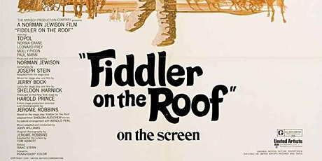 FIDDLER ON THE ROOF (1971) [U]: Singalong Matinee tickets