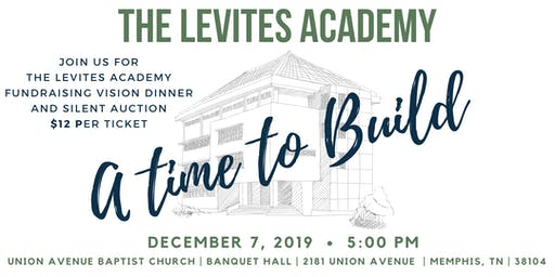 The Levites Academy Fundraising Dinner and Silent Auction