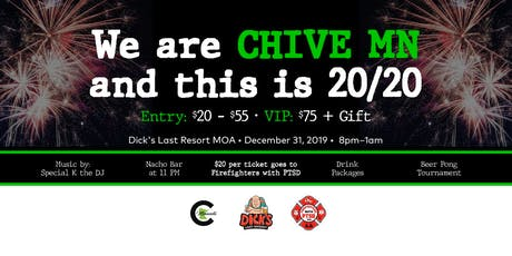 We are Chive MN and this is 20/20 tickets