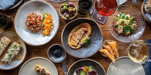 Christmas Day Lunch - ZA ZA TA Bar and Kitchen
