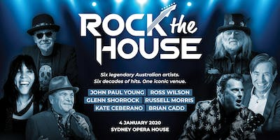 Rock The (Sydney Opera) House