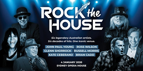 Rock The (Sydney Opera) House tickets