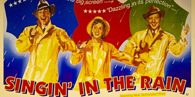 SINGIN' IN THE RAIN (1952) [U]: Singalong Matinee