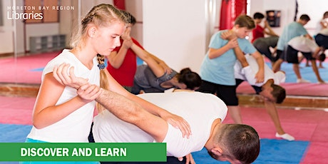 Self Defence for Adults - Albany Creek Library tickets