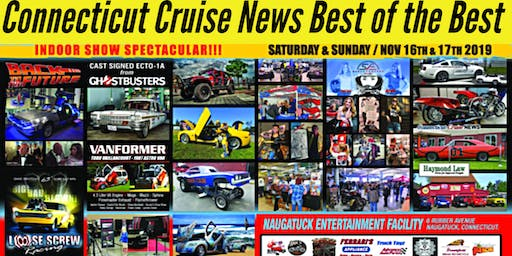 Connecticut Cruise News Best of the Best Show
