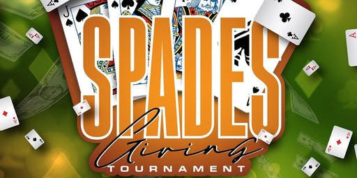 Spades - Giving Tournament Day Party
