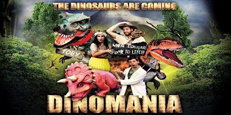 Dinomania - Ulvie Golfie tickets