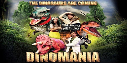 Dinomania - Ulvie Golfie