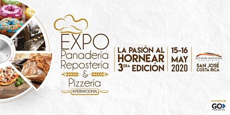 Expo Panadería, Repostería y Pizzería Internacional entradas