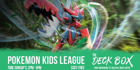 Pokemon League tickets
