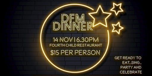 DFM dinner 2019