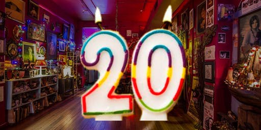 The Butterfly Club turns 20!