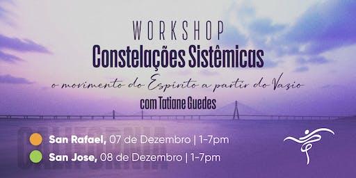 Workshops de Constelação Sistêmica | San Rafael & San Jose/CA