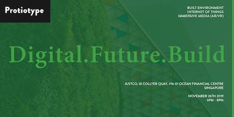Digital.Future.Build tickets