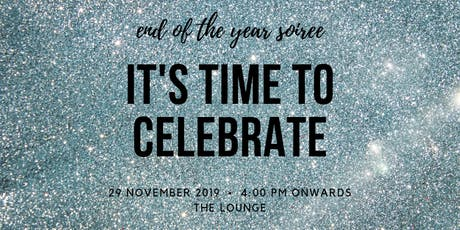 EF End of Year Celebration tickets