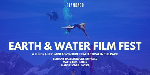 Unstoppable Surf Movie + Earth & Water Mini Film Fest: Fundraiser