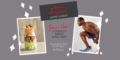 Team Inspire Super Sunday