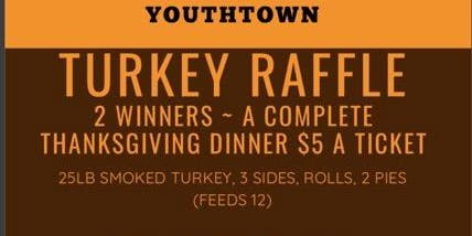Youth Town Turkey Raffle