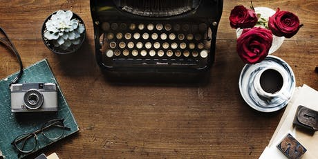 Let's get going and write your life story tickets
