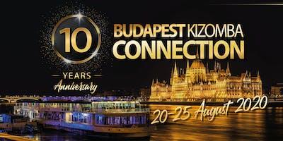 BUDAPEST KIZOMBA CONNECTION BKC 2020 10th Edition
