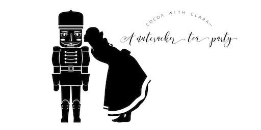 Copy of Cocoa with Clara--A Nutcracker Tea Party