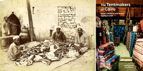Book Launch: The Tentmakers of Cairo tickets