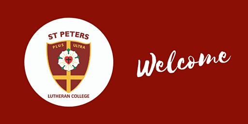 2020 St Peters New Parent Welcome