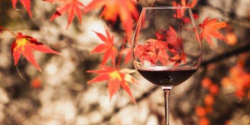 Thanksgiving Eve at Bishop Estate Winery